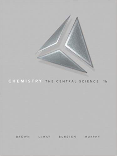 Cemistry Brown Test Bank & Solutions Manual